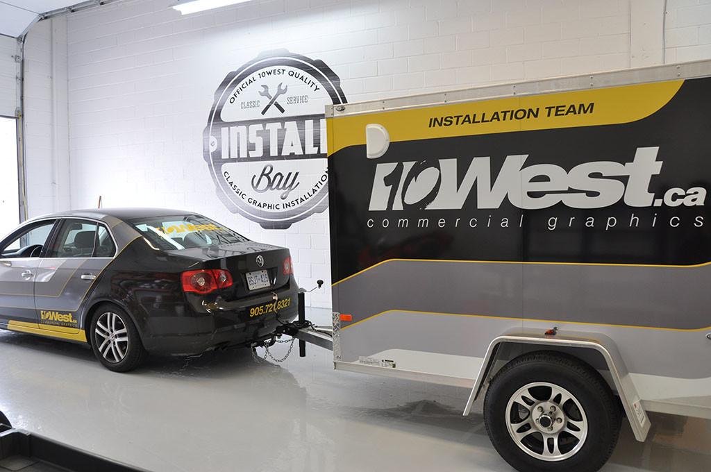 10West Promo Vehicle