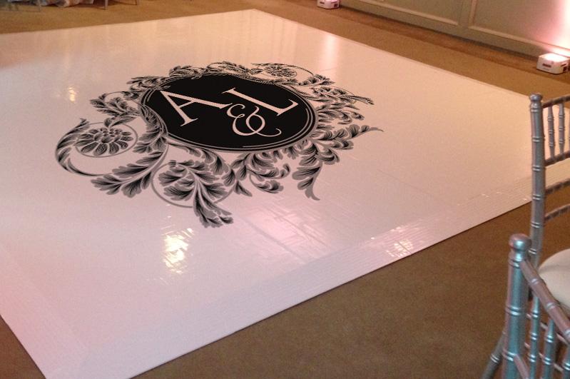 Dance Floor Wraps 10west Commercial Graphics