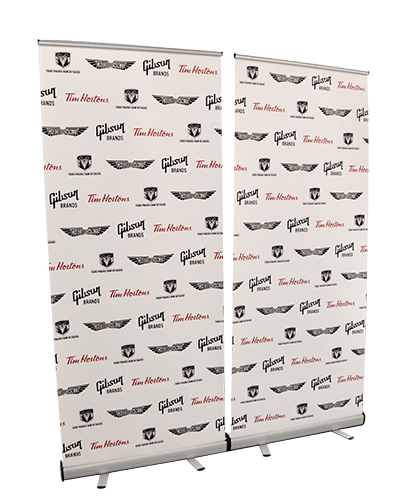 Banner Stand Backdrop